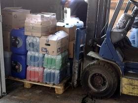 Комплектация заказа на складе